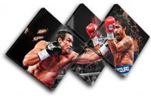 Marquez Pacquiao Boxing Sports - 13-2198(00B)-MP19-LO